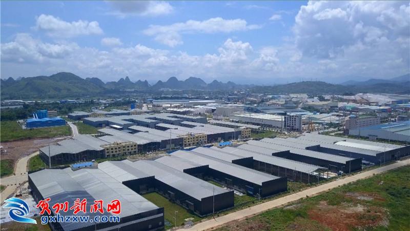 """半年吸金270亿元,广西贺州碳酸钙产业成投资""""香饽饽"""""""